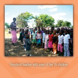 Goromonzi Project Educates Zimbabwe Orphans