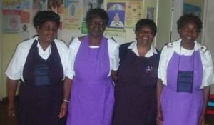 Zimbabwe Senior Nurses Honored