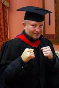 Boxing Champion Motivates Kids