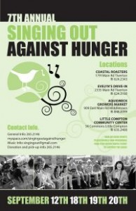 Singing Out Against Hunger (SOAH) Climbs New Heights