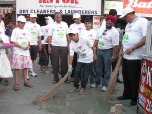 'I Love My City' Improves Faridabad