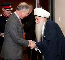 Sufi Event Draws Prince Charles