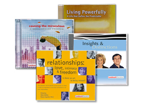 Landmark Store Offers Package Deal on Relationships; Causing the Miraculous; Living Powerfully; Insights and Distinctions