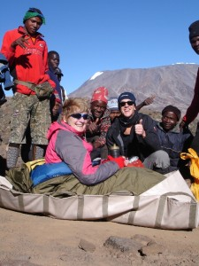 Climbing Kilimanjaro For Children's Charity