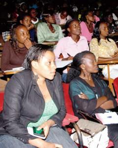 Women and Politics in Kenya