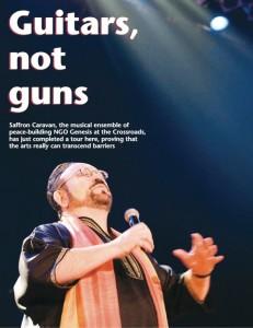 Jerusalem Post Tells Story of Genesis at the Crossroads World Tour and Jerusalem Concert