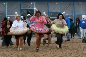 Icy Waters, Wild Costumes, and Big Bucks for Special Olympics