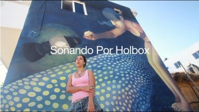 Dreaming of Holbox Kickstarter Campaign Funds Murals