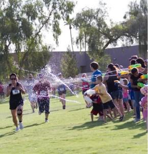 Splash Mob, Anyone?