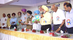 Punjabi Poetry Fair Connects Poets New and Old