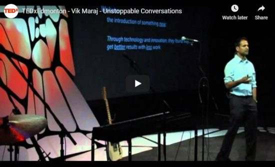 Vik Maraj on Transforming the Non-Profit Sector and Changing the Game