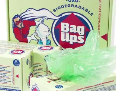 BagUps Making a Difference, One Bag at a Time