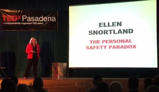 TEDx Pasadena – Self Defense as a Right