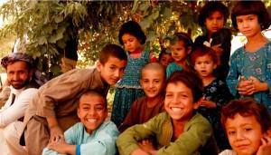 Causing Healthy Afghan Communities