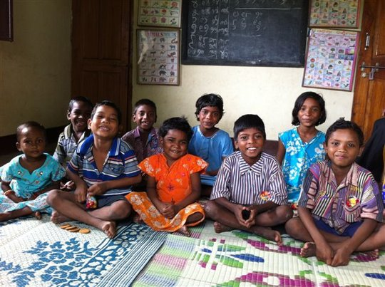 Resourceful Project to Educate Orphans and Child Laborers
