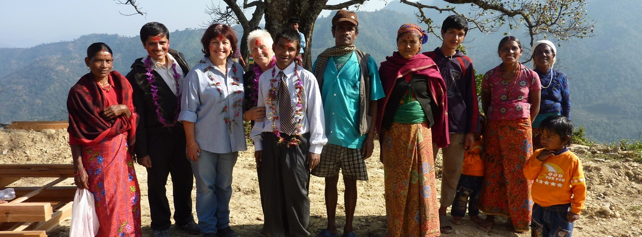 Massive Nepalese Earthquake Doesn't Stop the Maya Anne Friendship School