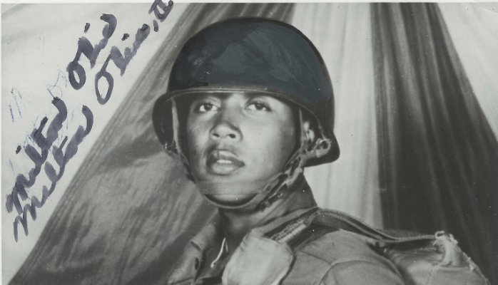 Reunion Celebrates First African American to Win Medal of Honor