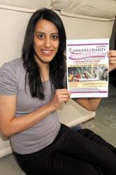 Landmark Forum: Une Londonienne Lève des Fonds pour les Orphelins Indiens