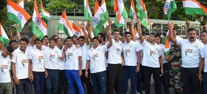 Run For Tiranga