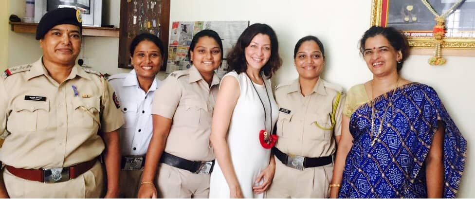 Stress Management Workshop Aids Mumbai Police