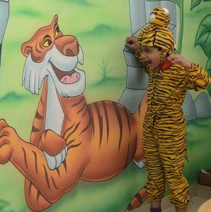 Landmark Forum News - tiger 3