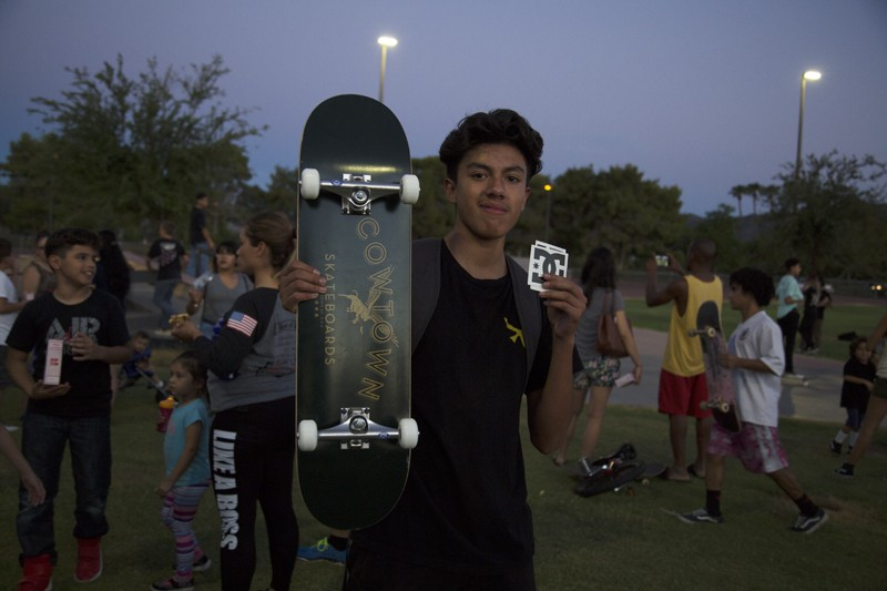 Boards for the Barrio