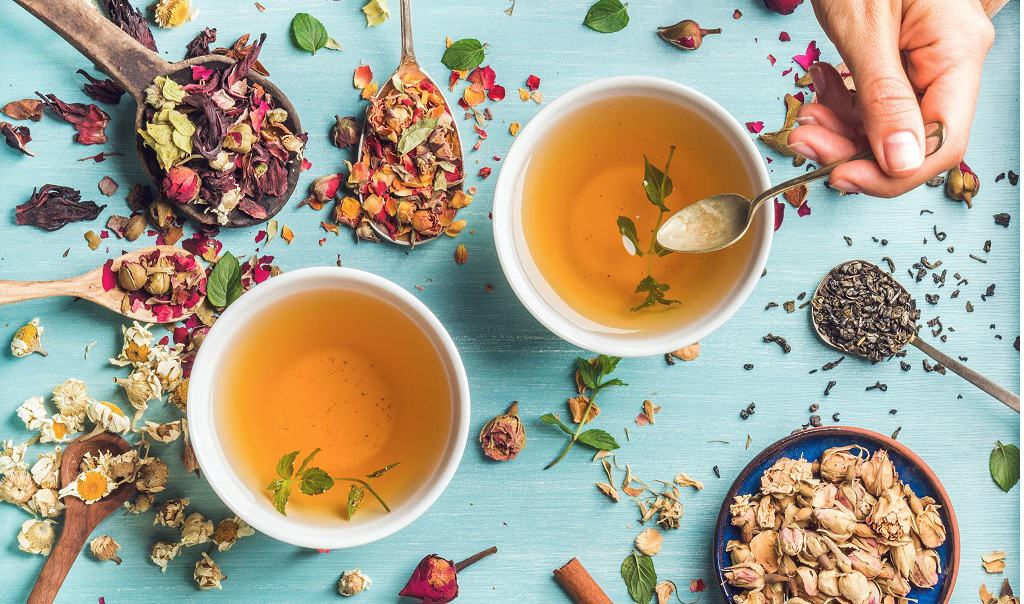 Herbal Teas for Better Health
