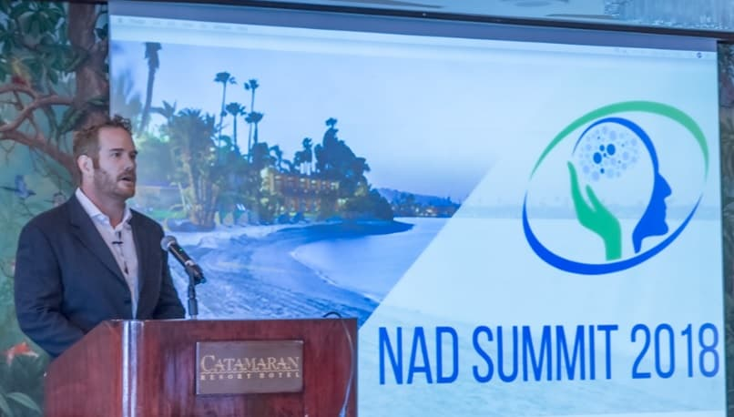 NAD Conference Promotes Cutting Edge Therapy