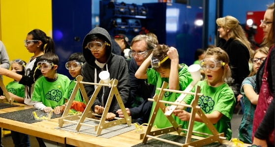 Science and Math Camps for the Disadvantaged are One Man's BrainChild