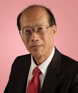 Headshot photo of J.T. Shim.